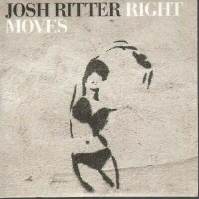JOSH RITTER Right Moves CD Europe V2 2007 1 Track Edit Promo In Special Card