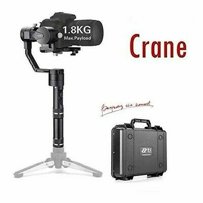 Zhiyun Crane V2 3-Axis Gimbal Stabilizer for Mirrorless Camera/DSLR up to 3.96lb