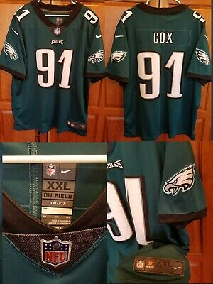 FLETCHER COX #91 Philadelphia Eagles Jersey Size 44 Nike $39.00  for cheap