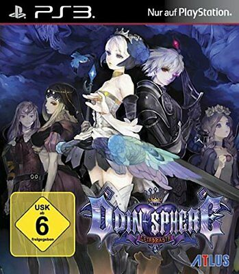 Odin Sphere - Leifthrasir        PS3        Playstation 3    !!!!! NEU+OVP !!!!!