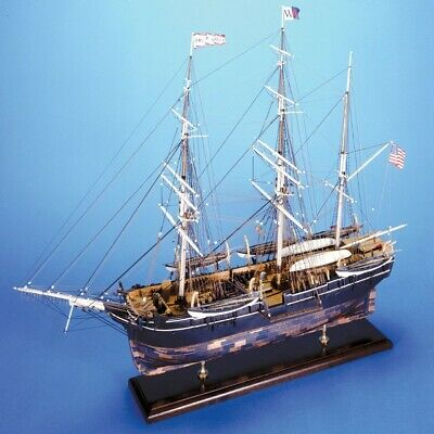 Model Shipways MS2140 Charles Morgan Whale Bark 1:64 Scale Ship Kit - ON SALE