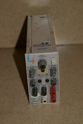 Tektronix Ps 503A Ps503A Dual Power Supply Plug In (Tp282)