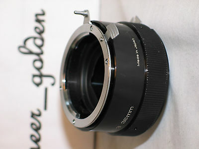 Vivitar Automatic MACRO Extension Tube AT-3 36m for nikon non Ai 35mm slr camera