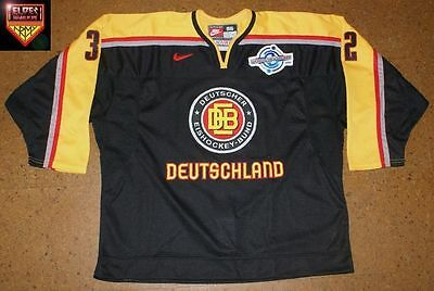 Team Germany * 04/05 * No. 32 * Tomas Martinec * black/home/World Cup of Hockey