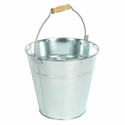 Sealey BM10 Bucket 14ltr Galvanized