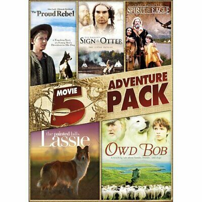 5 Movie Family Adventure Pack Volume 2 DVD James Cromwell, Colm Meaney
