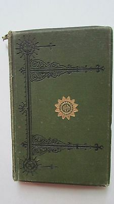 Wayside Flowers:Poems & Songs,Author's Memoir-A. Laing,Glossary,Scotland,1878