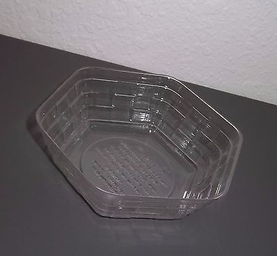 LONGABERGER PLASTIC PROTECTOR ONLY FOR LUNCH OR SMALL TOTE NEW FREE SHIP USA