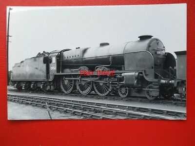 Photo  Sr Class Ln (Lord Nelson) Loco No 30856 Lord St. Vincent