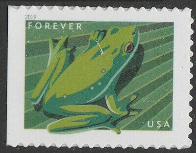 US 5397 Frogs American Green Tree forever single (1 stamp) MNH 2019