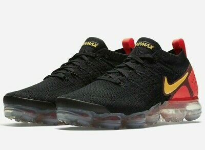 Mens Nike AIR VAPORMAX FLYKNIT 2 Running Shoes -942842 005 -Sz 9 -New
