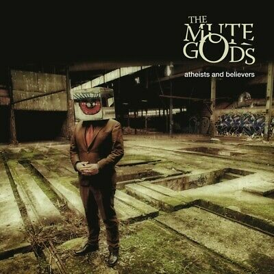The Mute Gods - Atheists And Believers Vinyl LP (3) Inside Out NEU