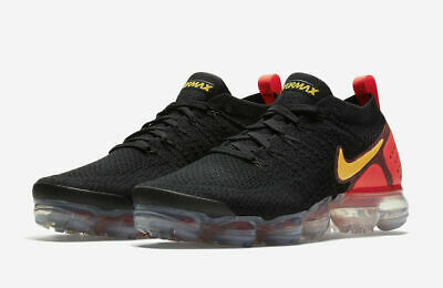 Mens Nike AIR VAPORMAX FLYKNIT 2 Running Shoes -942842 005 -Sz 10.5 -New