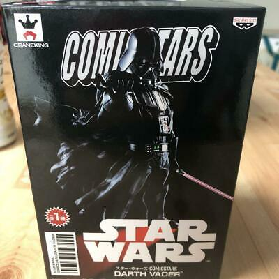 STAR  WARS DARTH VADER Figure COMICSTARS Banpresto F/S From Japan