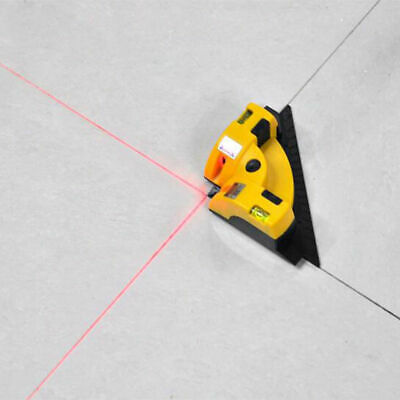 Vertical Horizontal Laser Line Projection Square Level RiVLt Angle 90 Degree