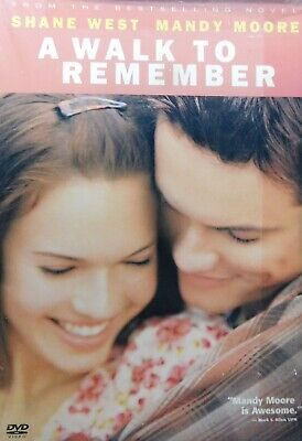 A WALK to REMEMBER(2002) Mandy Moore Shane West Peter Coyote Daryl Hannah SEALED