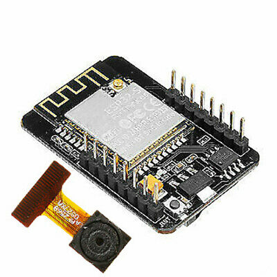 ESP32-CAM ESP32 5V WIFI Bluetooth Development Board + OV2640 Camera Module