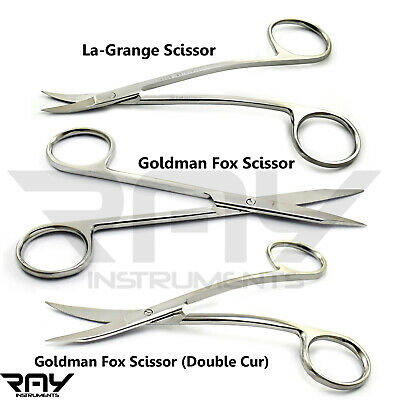 Dental Medical Nurse Scissors Suture Tissue Cutting Shear Dissecting Surgical