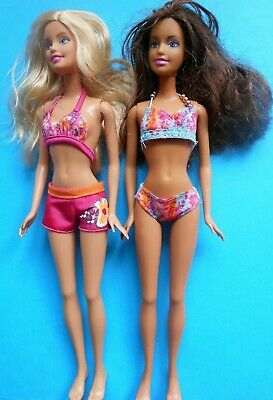 Bambole Fashion Lotto 2 Barbie Made To Move E Barbie The Look Urban Jungle E Abito Albus Silente