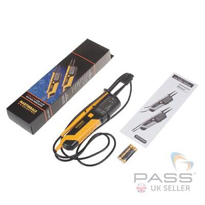 NEW Martindale VT25 Two Pole LED Voltage, Phase and Continuity Tester /Indicator