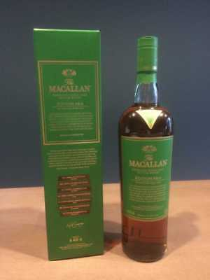 Whisky Macallan Edition No 4 .