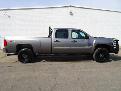 2008 Chevrolet Silverado 3500 LT 2008 Chevrolet Silverado (3500|2500) LT Pickup Truck Used 6.6L V8 32V Automatic