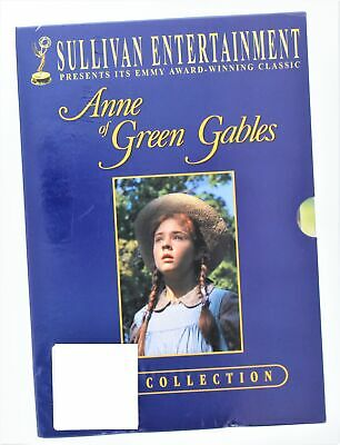 Anne Of Green Gables The Collection DVD Box Set