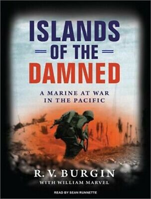 Islands of the Damned: A Marine at War in the Pacific (MP3)