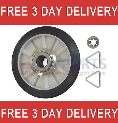**New** 349241T Dryer Drum Roller Kit Fits Whirlpool Kenmore Sears Fits 349241