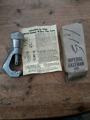 Imperial-Eastman Pipe Cutter