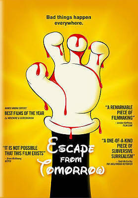Escape From Tomorrow (DVD) **DISC ONLY** LIKE NEW -NO CASE-XTRA MOVIES SHIP FREE