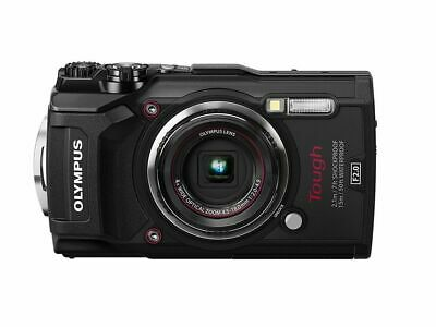 Olympus Tough TG-5 Digitalkamera wasserdicht frostfest Camera GPS 12MP 4K