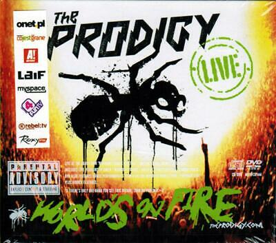 Prodigy (The) - World'S On Fire (Cd+Dvd)