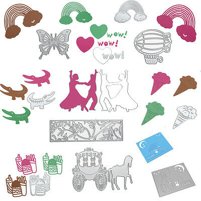 Metal Cutting Die Stencil For DIY Scrapbooking Embossing Paper Card Decor Craft