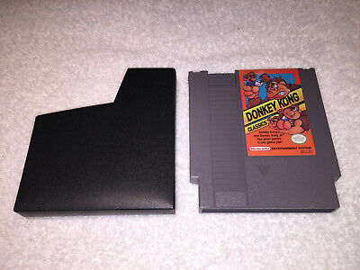 Donkey Kong Classics (Nintendo Entertainment System, NES) Game w/Sleeve Nr Mint!