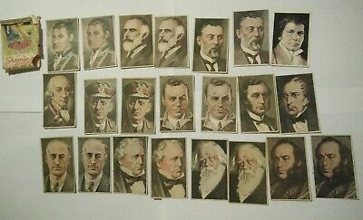 Stamina Trousers Vintage Collector Cards (Mixed set) 22 cards
