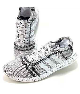 new product 1719c 51543 Adidas Element Refine Tricot Men s Size 10 Gray Athletic Sneakers  B35529  Shoes