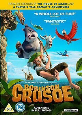 Robinson Crusoe [DVD] [2016], DVD, Acceptable, FREE & Fast Delivery