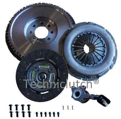 Ford Mondeo 2.0 Tdci 6 Speed Solid Flywheel And Clutch With Csc Bearing, Bolts