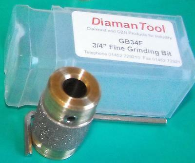 3/4 inch Grinding Bit Fine for stained glass etc