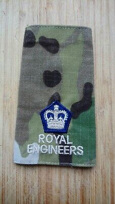 Royal Engineers Major mtp rank slide