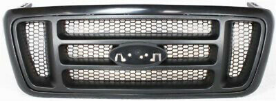 CPP Gray Grill Assembly for 2004-2008 Ford F-150 Grille