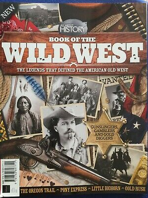 All about history book of the wild west (brand new book)