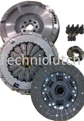 Toyota Avensis _T22_ 2.0 D-4D flywheel dual to single and clutch kit with bolts