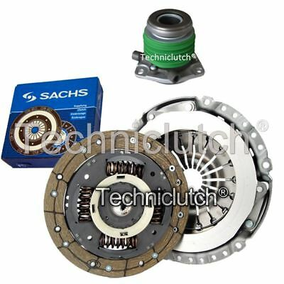 3 Part Clutch Kit with Release Bearing 215mm 9010 Complete 3 Part Set