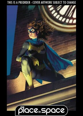 (Wk17) Batgirl, Vol. 5 #34B - Variant - Preorder 24Th Apr