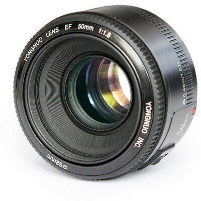 YONGNUO YN50mm F1.8 Lens Large Aperture Auto Focus Lens For Canon EF Mount EOS