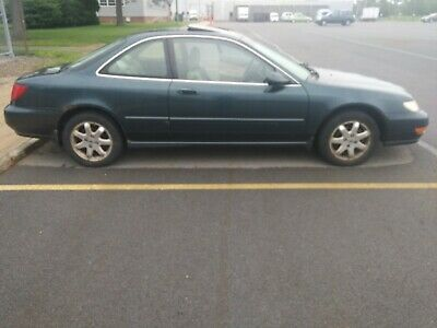1998 Acura CL CL 3.0 1998 Acura CL 3.0 Dark Green  ~175K miles  Mechanics Special, needs some work