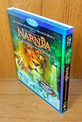 The Chronicles of Narnia: The Lion, the witch and the Wardrobe (Blu Ray)