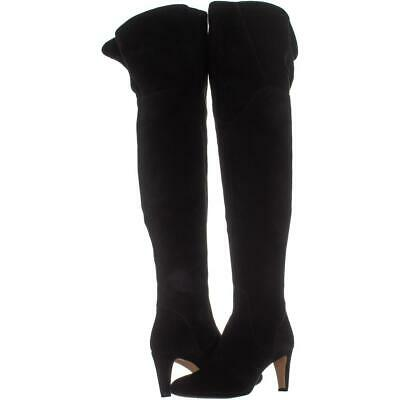 bf41443c4b9 VINCE CAMUTO BENDRA Over-the-Knee Woven Boots 094